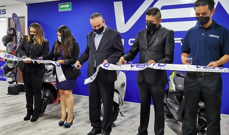 VENTO inauguró su décimo cuarta agencia